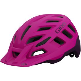 Giro Radix MIPS Helm Dames, matte pink street